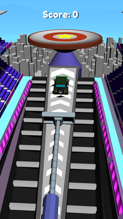 Car Darts screenshot 1
