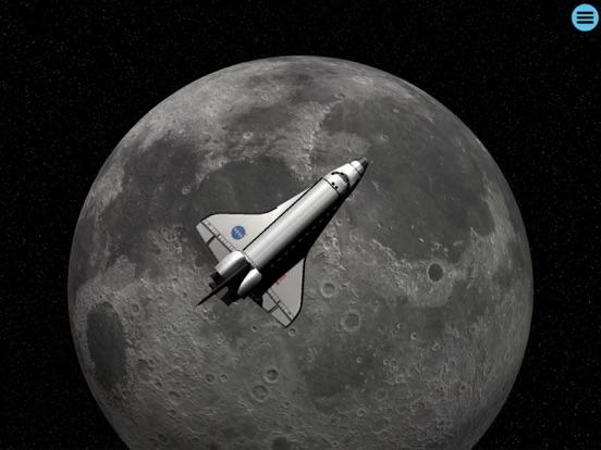 Space Simulator iPad app afbeelding 9