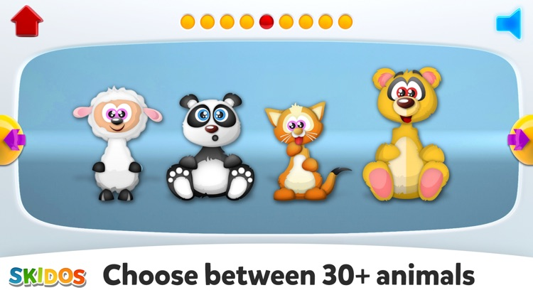Toddler Puzzle: Games for Kids screenshot-5
