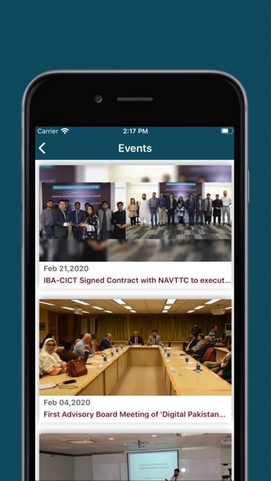 CICT Mobile screenshot #3