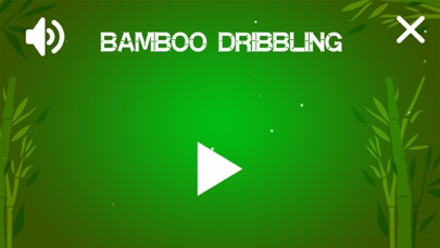 Bamboo dribble screenshot 1