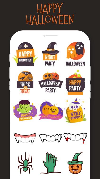 Halloween Stickers!!! screenshot-4