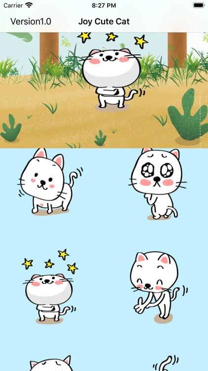Joy Cute Cat