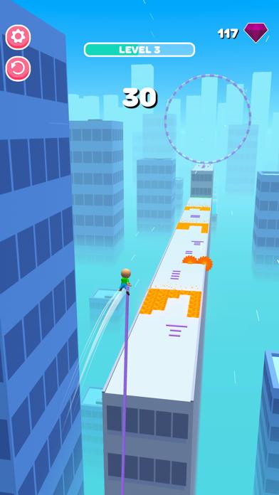 Roof Jumper 3D screenshot 5