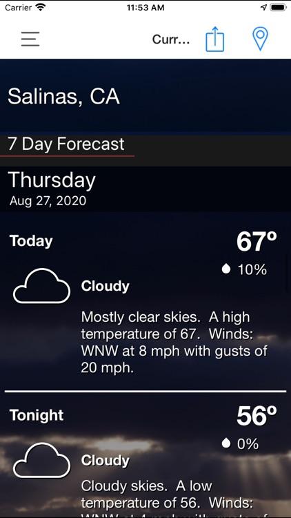 KION Weather Authority screenshot-3