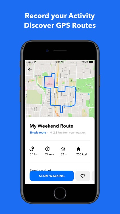 Step Counter & GPS Walks screenshot-4
