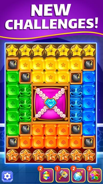 Jewel Gem - Match 3 Jewel Game screenshot-3