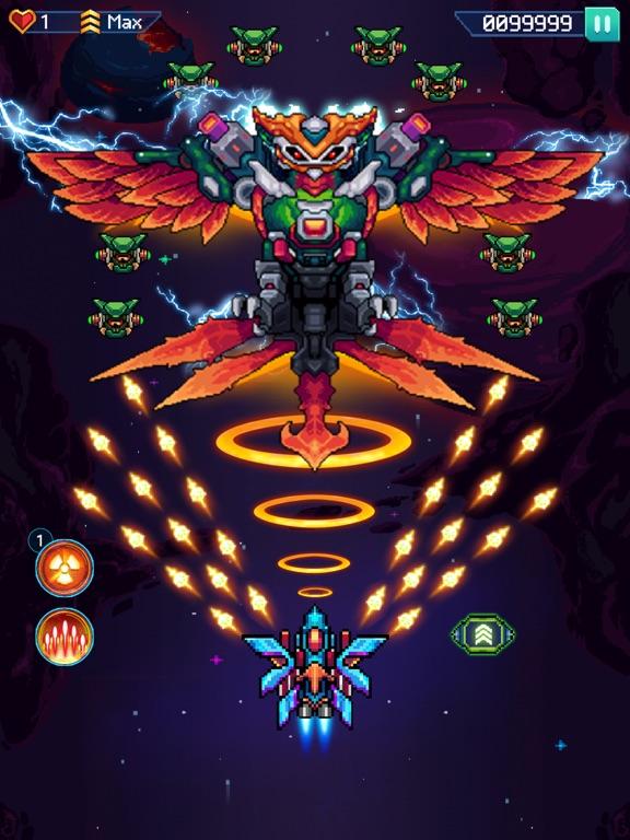 Galaxiga - Classic 80s Arcade screenshot 12