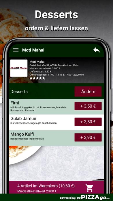 Moti Mahal Frankfurt am Main screenshot 6