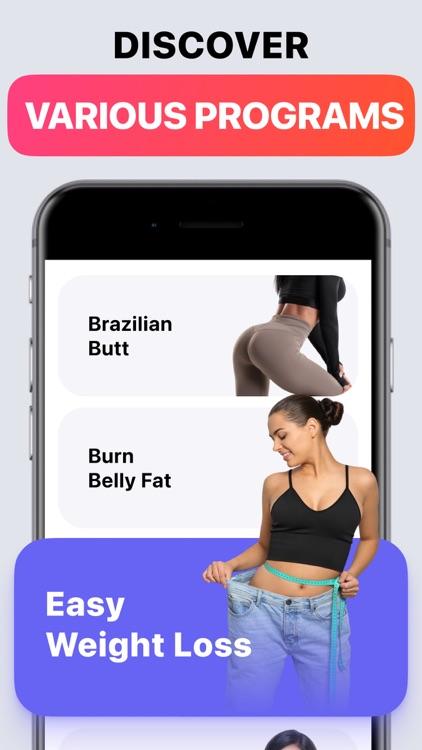 Home Workout, Fitness & Diets screenshot-4