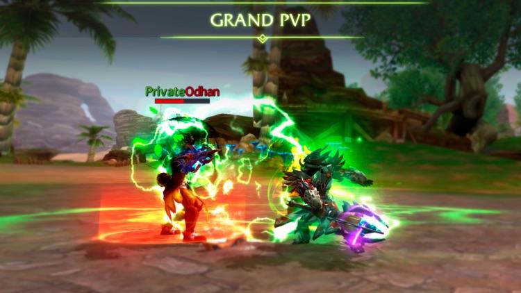 Era of Legends - Shadow of War screenshot-3