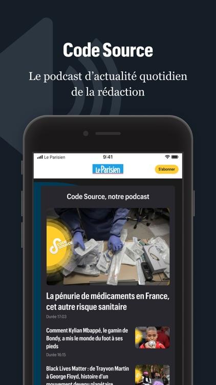 Le Parisien : actu en continu screenshot-9