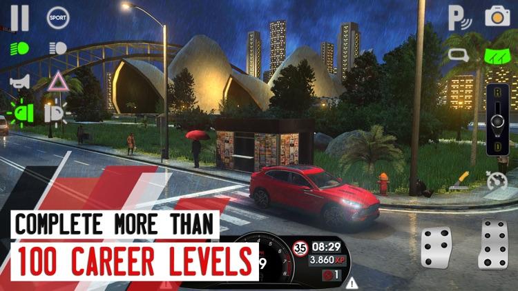 Driving School Sim 2020 screenshot-6