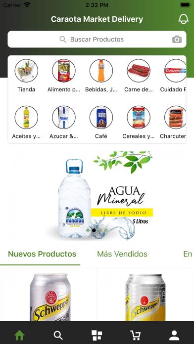 Caraota Market Delivery screenshot 1