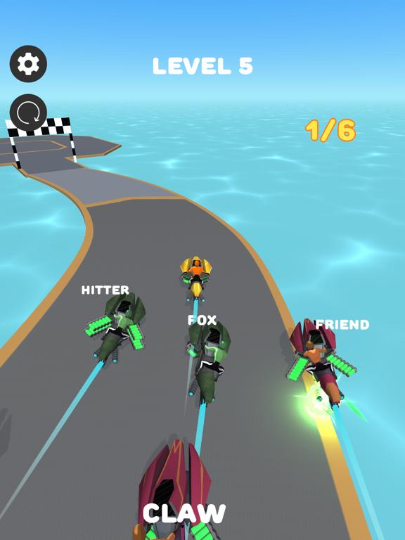 Portal Runner 3D screenshot 5