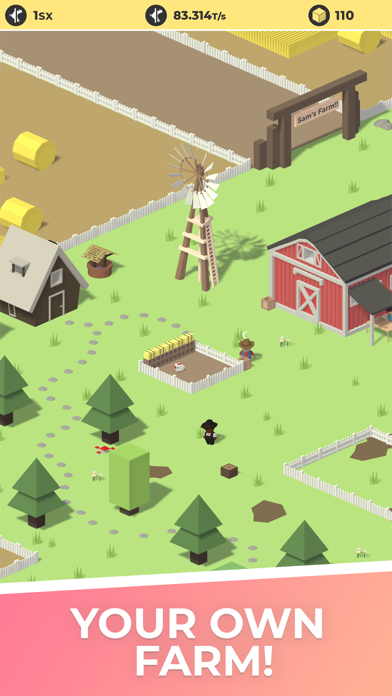Idle Farmyard screenshot 1
