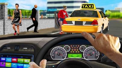 無線タクシー運転ゲーム2021紹介画像1
