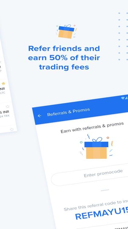Zebpay Crypto Exchange screenshot-4