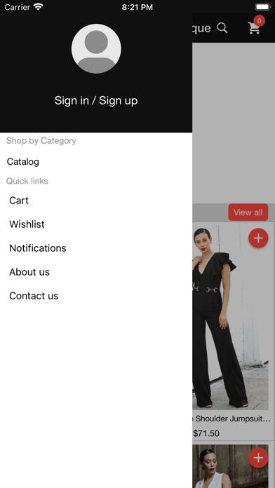 Shalondas Fashion Boutique screenshot #2