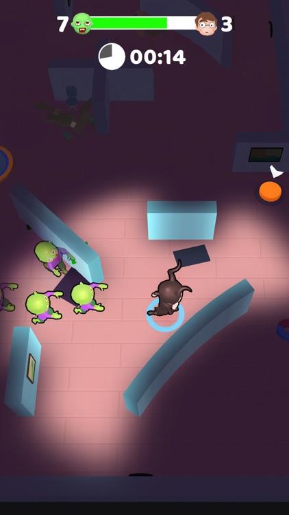 Zombiner - Hide and seek screenshot-4