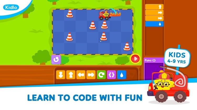 Coding For Kids: Learn To Code screenshot-0
