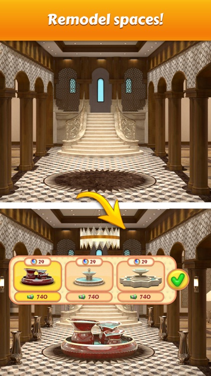 Jane's story: design adventure screenshot-0