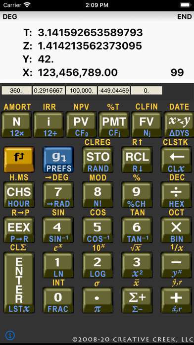 MathU RPN Calcのおすすめ画像5