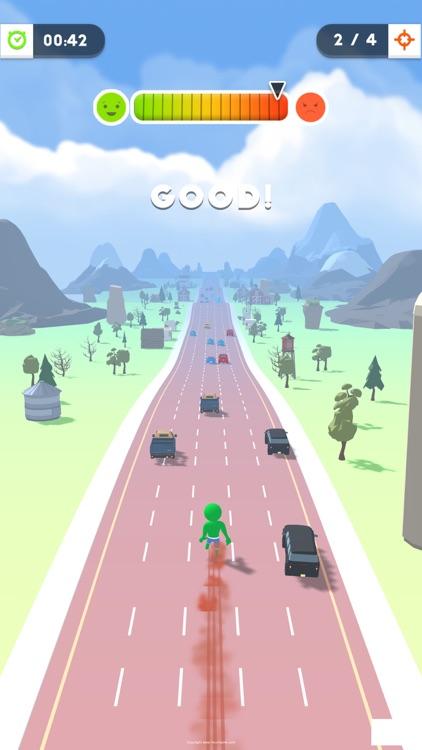Super Hero Dash 3D