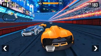 لعبة سباق سيارات سريعة ثري ديلقطة شاشة6