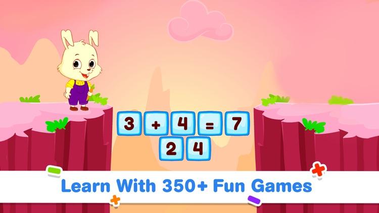 Addition Subtraction for Kids! screenshot-0