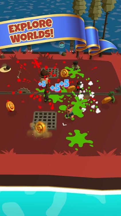 Zombie Island screenshot-3
