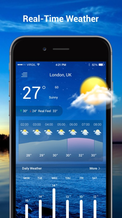 Weather Radar Live - Weather