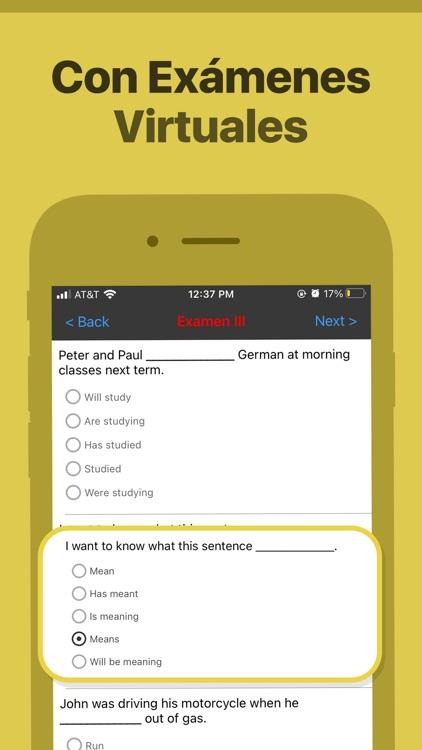 Mejor Curso de Inglés screenshot-4