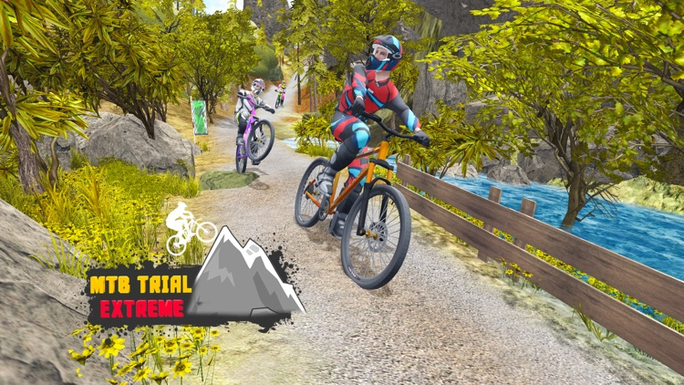 MTB Trial Extreme