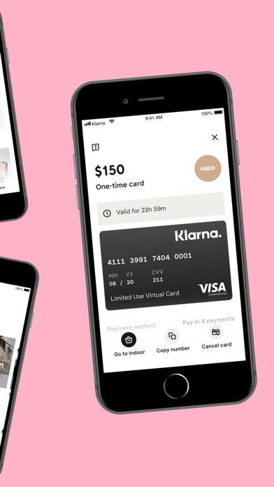 Klarna | Smoooth shopping Screenshot