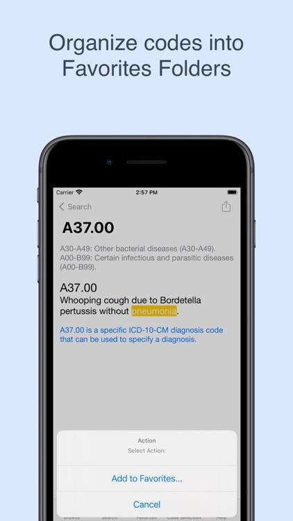 ICD-10 On the Go 2021 screenshot-5