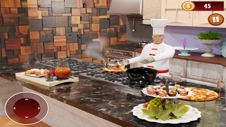 Virtual Chef Cooking Games