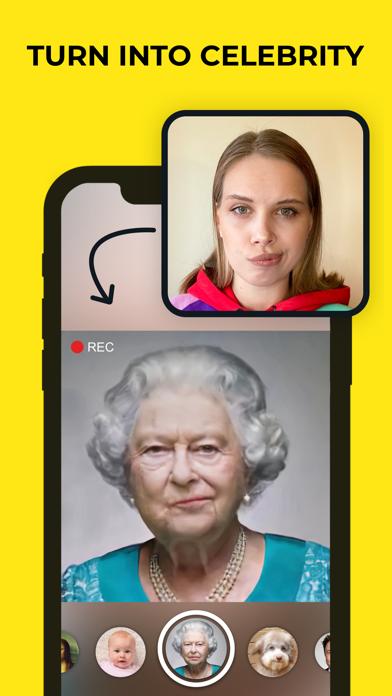 Avatarify: AI Face Animatorのおすすめ画像3