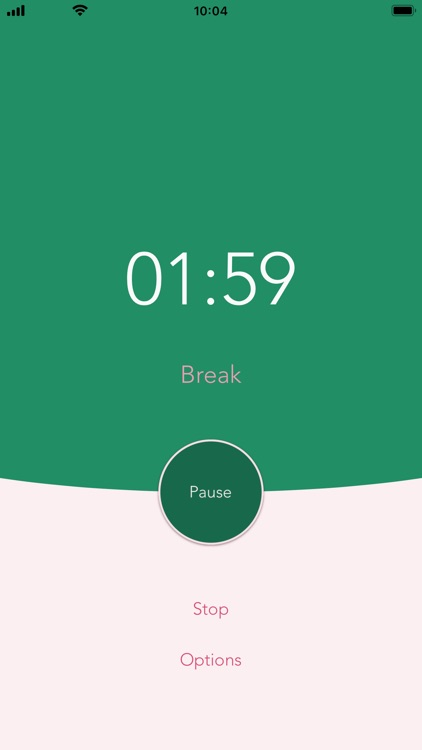Power Focus - Work Break Timer screenshot-3