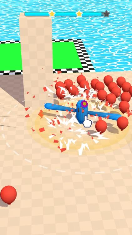 Spinning Rush 3D screenshot-6