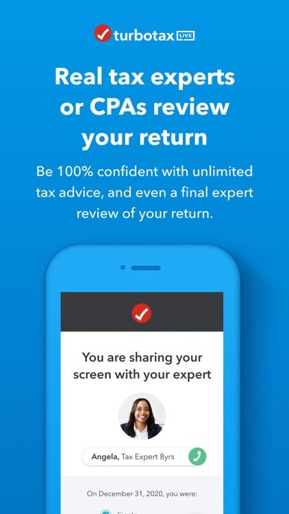 TurboTax Tax Return App screenshot-8