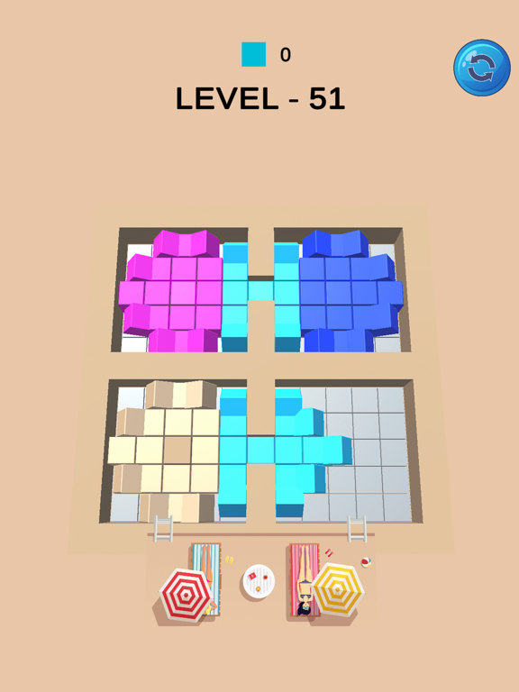 Pool Puzzle - Fill With Water screenshot 5