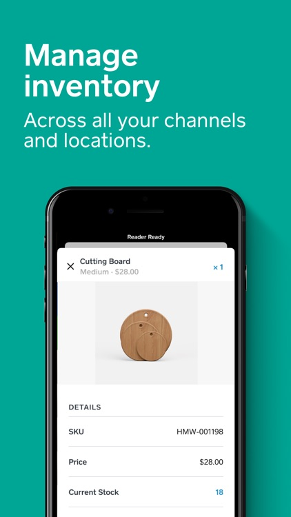 Square: Retail Point of Sale
