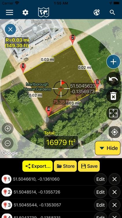 Measure Map screenshot-3