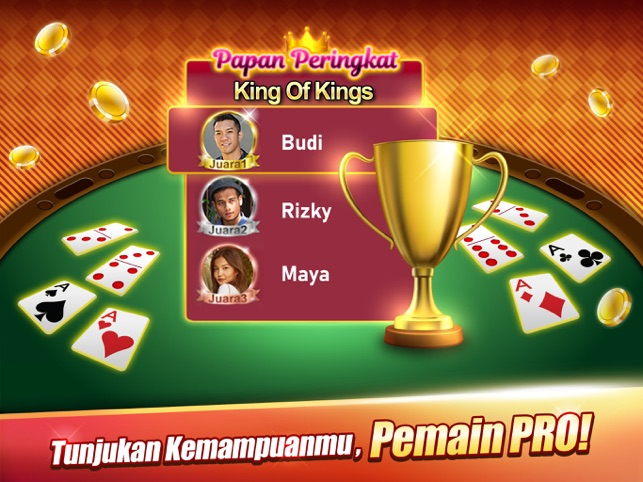 Luxy Indonesia Domino Poker On The App Store
