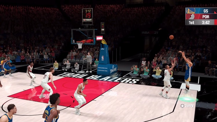 NBA 2K21 Arcade Edition screenshot-8
