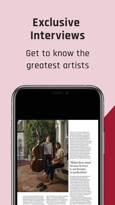BBC Music Magazine Screenshot