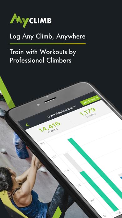 MyClimb: Learn, Train, Climbのおすすめ画像1