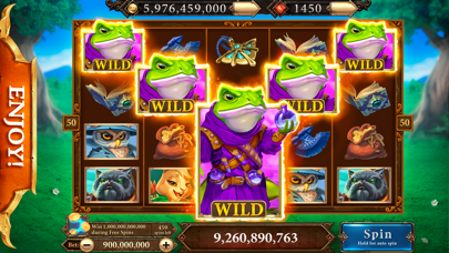 Screenshot of Scatter Slots - Nuove 777 Slot4