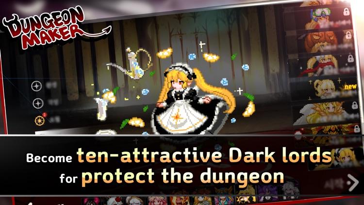 Dungeon Maker : Dark Lord screenshot-0
